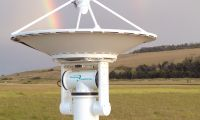 CLS CNES Meteo Chile Easter island Rainbow 4242 small