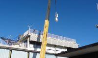 CLS, Tahiti METEO France Crane w Positioner DSC09065p