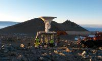 TR4 KSAT Troll Antarctica 20150217