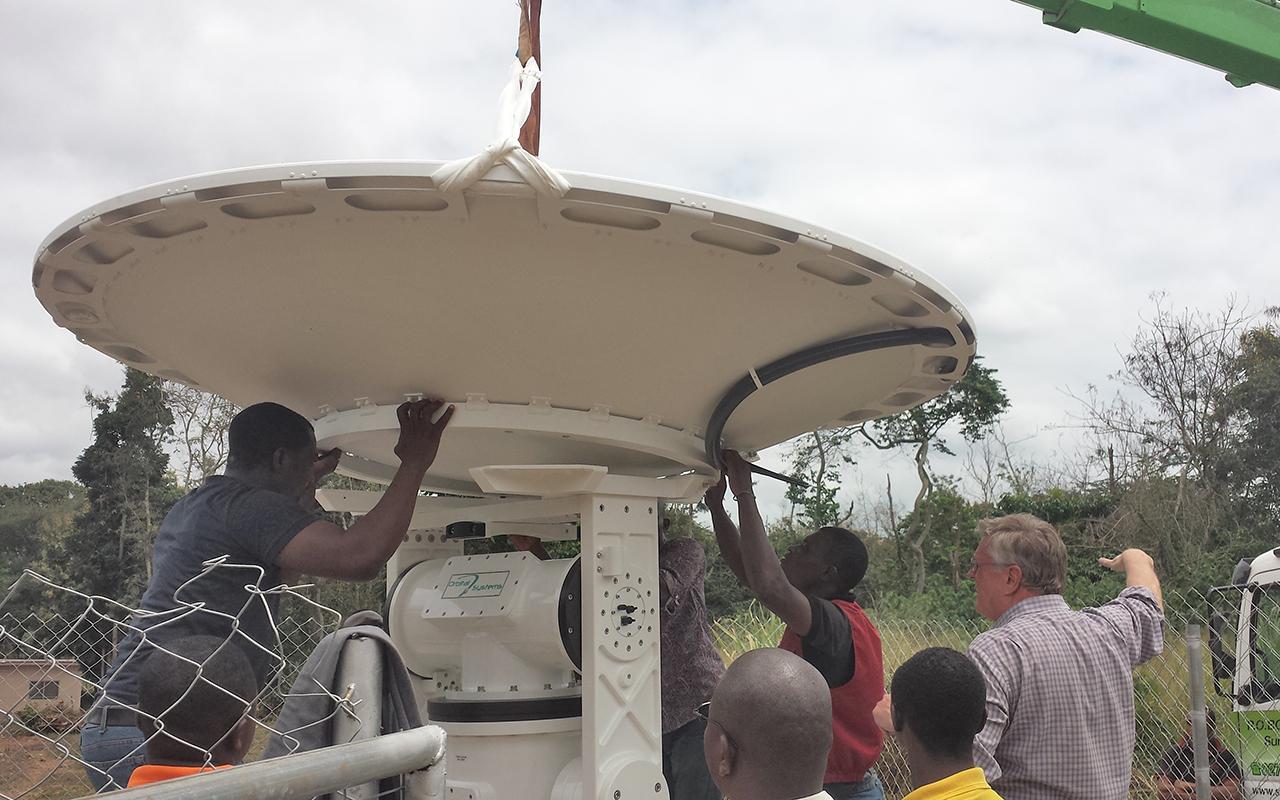 UENR Ghana 20150903_110228 web positioning reflector 2