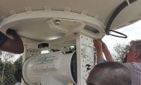 UENR Ghana 20150903_110401 web bolting reflector