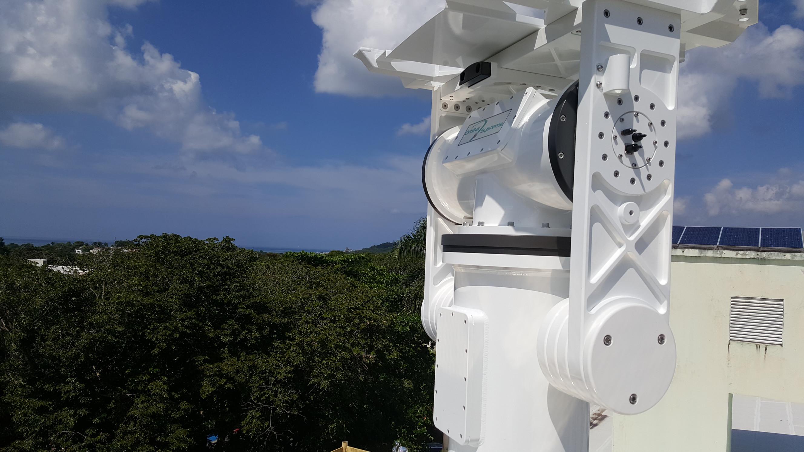 University of Puerto Rico Mayaguez, Puerto Rico UPR 20151021_105935 El Arm 1