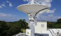 University of Puerto Rico Mayaguez, Puerto Rico UPR 20151021_114351 System stow