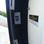 Radome Entry Control